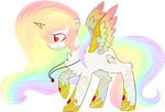 .:Gift:.[[Rainbow Queen]] by MLPCrystalHarmony