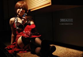 Vocaloid - Meiko 1 by spell-weaver