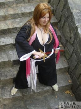 Matsumoto Rangiku Ready to Fight by GoddessChelle