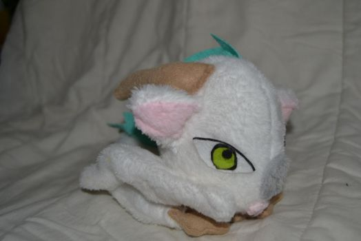 Haku plush by Meeth28