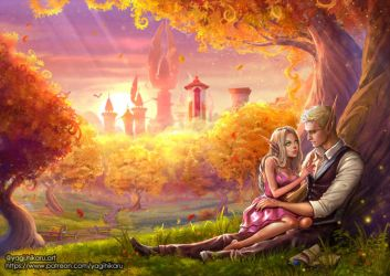 Eversong Woods by yagihikaru