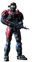 my Halo Reach armor 1 by FelgrandKnight34