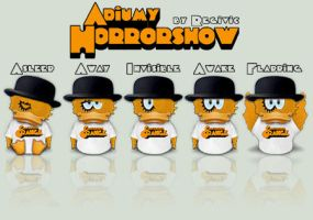 Adiumy Horrorshow by Regivic