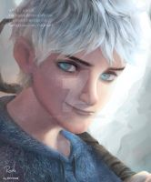 Jack Frost by RaidesArt