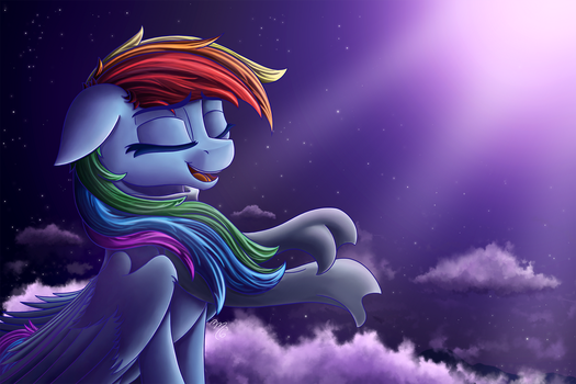 All This Time (Redraw) by MidnightSix3