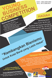 Young Business Competition Event Announcement by danurachman