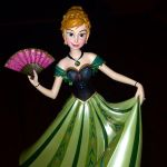 New Princess Anna Coronation Statue by Michael-GoldenHeart