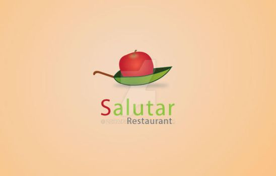 Salutar Resturant by zohaib11