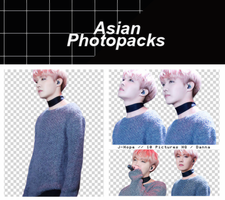 Pack Png 099 // J-Hope (BTS). by xAsianPhotopacks