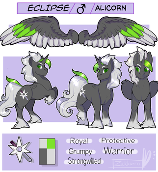 [COM] Eclipse Reference Sheet by Zakkurro