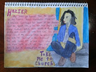 Hozier - Take me to church by AnaturalBeauty