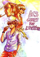 2013.27 Les clefs de l'artisan ( fan art ) by darkpiwo