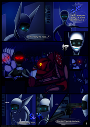 Tryst - short comic 1/5 by Aviseya