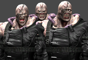 Nemesis UC with facial expressions v2.1 *updt* by Marcelievsky