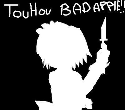 Touhou Bad Apple by Kennychanx3