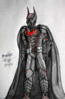 Batman Beyond - Suit 2 by JAM4077