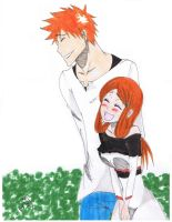 ichihime by Pamianime