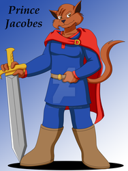 Ancient Prince Jacobes by FrostedRights