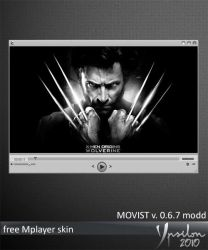 Mplayer movist skin v067 by ypsilon2010