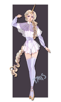 Unicorn Adopt CLOSED by Tmis-Adopts
