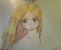 My First-Ever Watercolor Pencil Drawing by iamanimegirl12