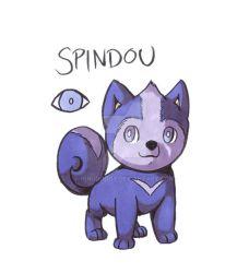 #106 Spindou_REMAKE by InnuDoggy