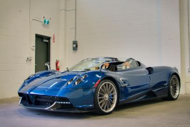 Huayra Roadster by SeanTheCarSpotter