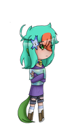 Chibi Phenoix by DRMGames