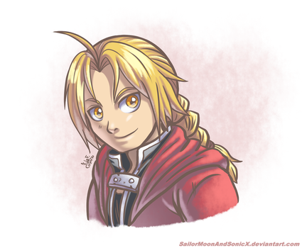 Fullmetal Pipsqueak by SailorMoonAndSonicX