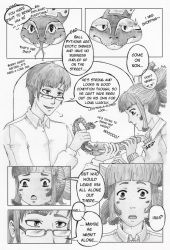 Comic: Gecko Tea - Chapter 1 - Page 28 by HRLSS-GeckoTea