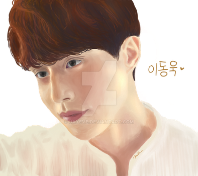 Lee Dong Wook Fanart by JayEve