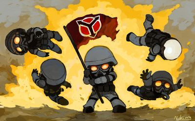 Helghast by Niking