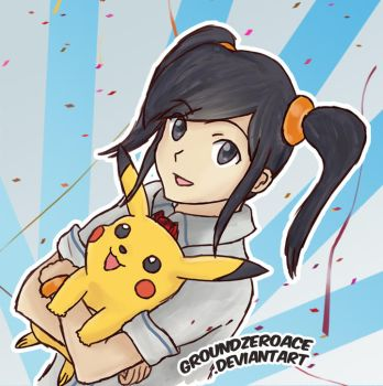 Pika Xiaoyu by groundzeroace