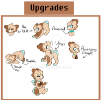 .: Brooklyn's Upgrade Sheet :.  .:Wyngro:. by iitchiii