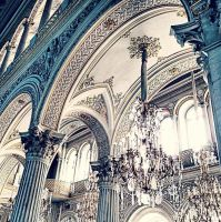 Frozen Ceiling, Russia by ericvarney