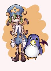 Disgaea 2: Marionette COLOURED by sweetvillain
