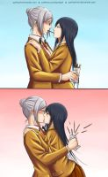 Pocky Game by Gumbat-Art