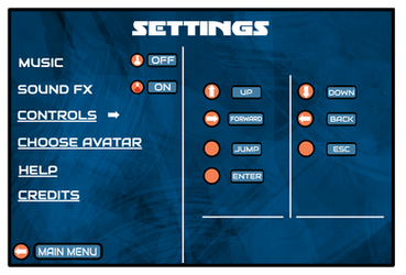 Settings-Controls by pikkupr