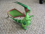 Flygon Papercraft by may7733