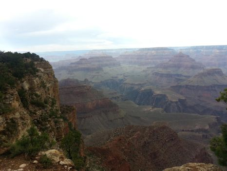 The Grand Canyon View 3 by jcpag2010