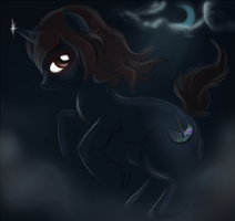 Act 8: Moonlight Shadow by OctoberRaincloud