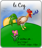 The Cockerel - Le Coq by tatice