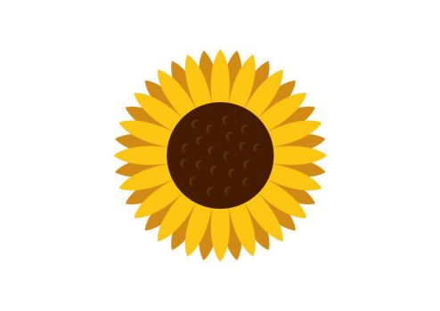 Sunflower by superawesomevectors