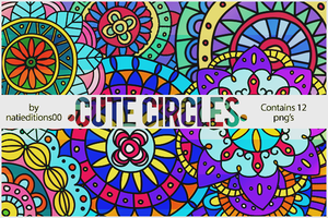 + Cute Circles |Png's||12| by natieditions00