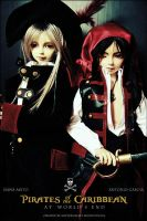 pirates of the caribbean. XD by hitsugi