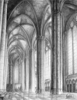 New Gothic Catedral by JeSSanchez