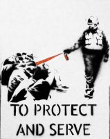 To Protect and Serve by Ali-Radicali