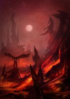 Fire and Brimstone by AkinAdekile