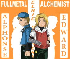 FMA +We ARE The elrics Take 2+ by raidenokreuz76