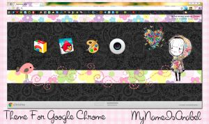 ThemeCuteForGoogleChrome by MyNameIsAnabel
